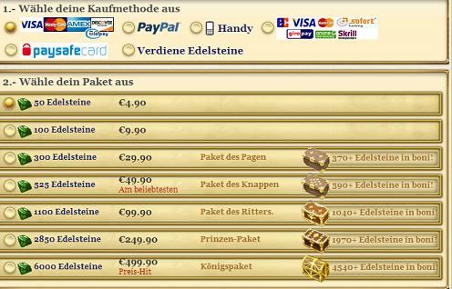 Edelsteine online kaufen