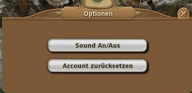 Sound An oder Aus