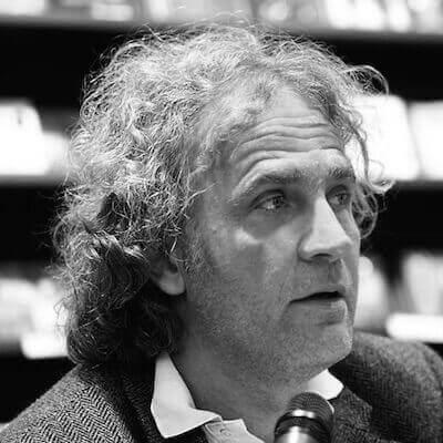 Der Schriftsteller Alex Capus. Foto Udo Weier