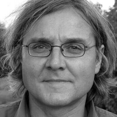 Der österreichische Schriftsteller Erich Hackl. Foto © Hermann Tschofenig