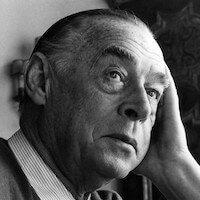 Der Schriftsteller Erich Maria Remarque (1898 – 1970). Foto von 1970. © INTERFOTO / ATV