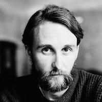 Der Schriftsteller Franz Friedrich. Foto: Jörg Steinmetz