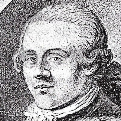 Der Schriftsteller Jakob Michael Reinhold Lenz (1751-1792)