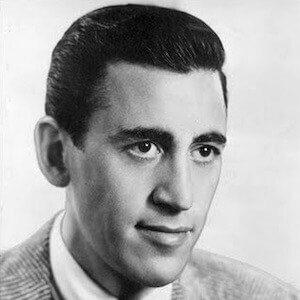 Der amerikanische Schriftsteller J. D. Salinger. © Lotte Jacobi