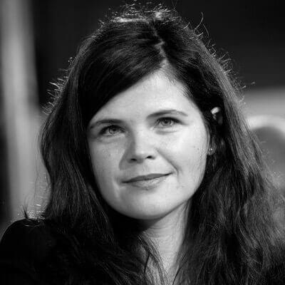 Die Schriftstellerin Julia Franck. Foto: picture alliance / Ulrich Baumgarten