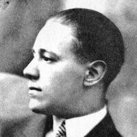 Der Schriftsteller Ödön von Horváth im Jahr 1919