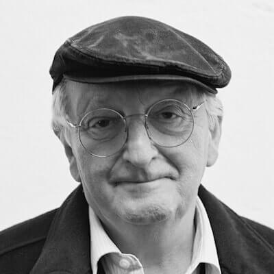 Der Schweizer Schriftsteller Peter Bichsel. © INTERFOTO / Anita Schiffer-Fuchs