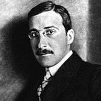 Stefan Zweig, ca. 1912