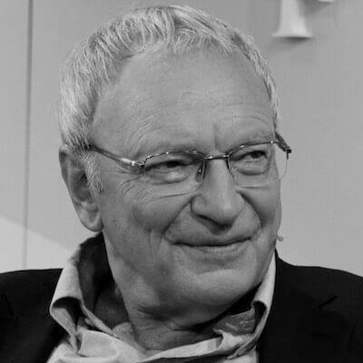 Der Schriftsteller Uwe Johnson. © INTERFOTO / Brigitte Friedrich
